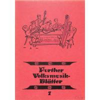 Further Volksmusik Blätter 7