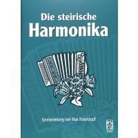 Die steirische Harmonika - Spielanleitung