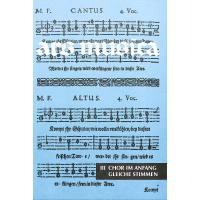 Ars musica 3 Chor im Anfang gleiche Stimmen