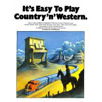 It's easy to play Country + Western