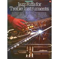 JAZZ RIFFS FOR TREBLE INSTRUMENTS