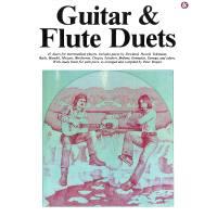 Guitar + flute Duets