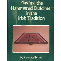 Playing hammered dulcimer