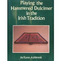 Playing hammered dulcimer