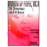 BROKEN UP PEOPLE 2 (SPIRITUALS)