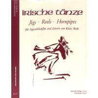 Irische Tänze - Jigs Reels Hornpipes