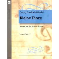 KLEINE TAENZE