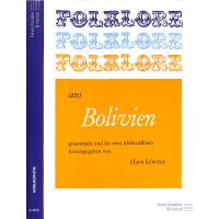 Folklore aus Bolivien