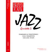 JAZZ QUARTETTE 1 - STANDARDS + TRADITIONALS