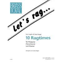 Let's rag - 10 Ragtimes