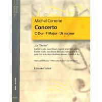 Concerto C-Dur la choisy