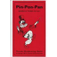 PIN PON PAN - SPIELEND NOTEN LERNEN