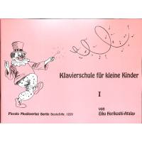KLAVIERSCHULE FUER KLEINE KINDER 1