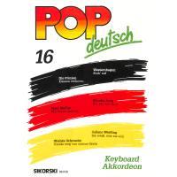 Pop Deutsch 16