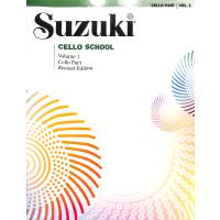 Cello school 1 - revised edition