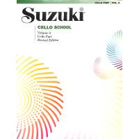 Cello school 2 - revised edition