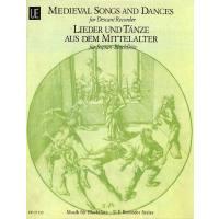 Lieder + Tänze des Mittelalters