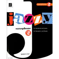 Jazzy Saxophon 2