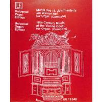 Musik des 18 Jahrhunderts am Wiener Hof