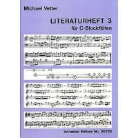 Literaturheft 3