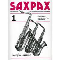 SAXPAX 1 - CALYPSOS