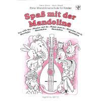 Spass mit der Mandoline 1