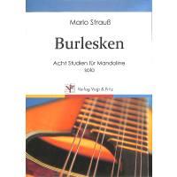 BURLESKEN - 8 STUDIEN