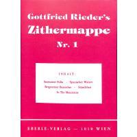 Zithermappe 1