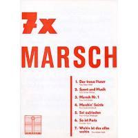 7 X MARSCH