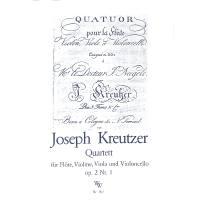 Quartett D-Dur op 2/1