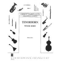 GRIFFTABELLE TENORHORN