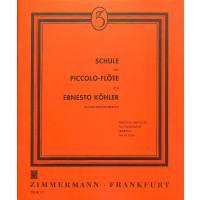 Schule für Piccolo Flöte