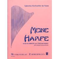 MEINE HARFE - HARFENSCHULE (IRISCHE TIROLER)