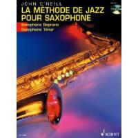 La methode de jazz pour saxophone