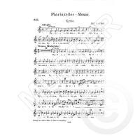 Missa cellensis Hob 22/8 (Mariazeller Messe)