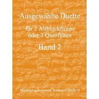 Ausgewählte Duette 2