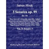SONATE ES-DUR OP 99/3