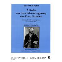 3 Lieder aus Schubert Schwanengesang