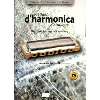 Methode d'harmonica diatonique 1