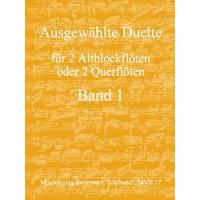 Ausgewählte Duette 1