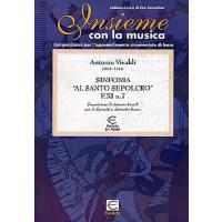 SINFONIE AL SANTO SEPOLCRO F 11/7
