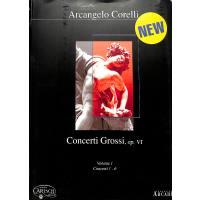 Concerti grossi op 6 Bd 1 (Nr 1-6)