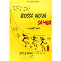 REGGAE BOSSA NOVA SAMBA