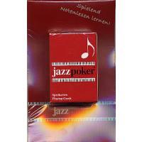 Jazzpoker - spielerisch Notenlesen lernen