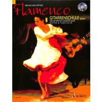 Flamenco Gitarrenschule 1