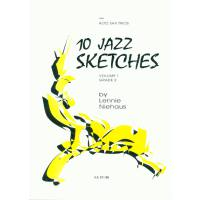 10 JAZZ SKETCHES 1