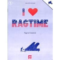 I love Ragtime