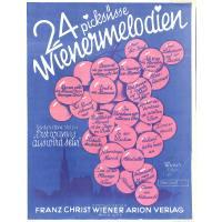 24 picksüsse Wiener Melodien