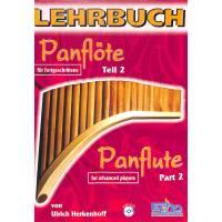 Lehrbuch für Panflöte 2