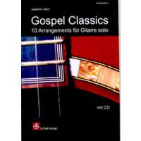 GOSPEL CLASSICS - 10 ARRANGEMENTS